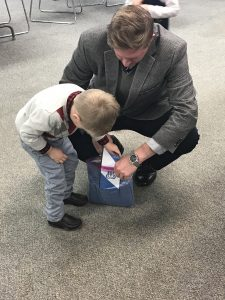 St. Mary School students help seniors by filling 'hygiene bags' – Parkersburg News and Sentinel