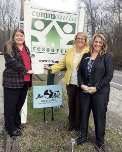 Peoples Bank Foundation awards $5K to Community Resources Inc.